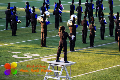 15. Pontiac Township  Marching Indians