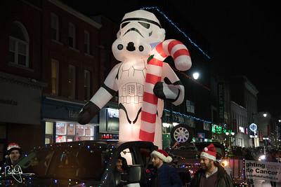 16. Santa Claus Parade