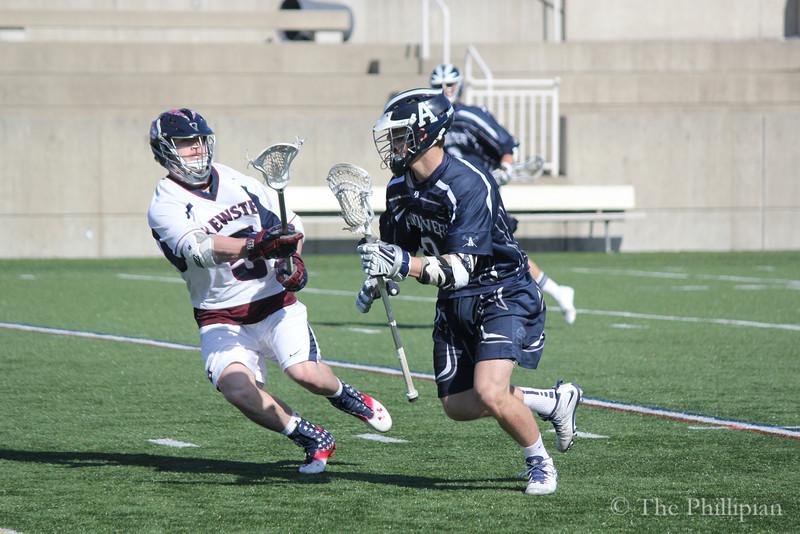 Boys Lacrosse vs. Brewster 4/16/14