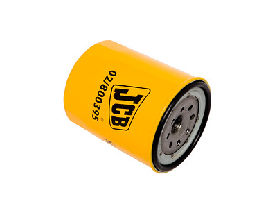 JCB JS 70 SERIES SPIN ON HYDRAULIC OIL FILTER