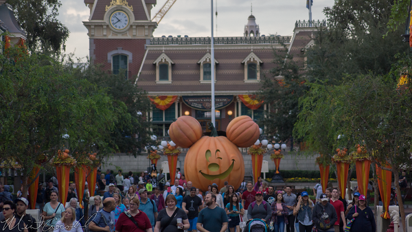 Disneyland Resort, Disneyland, Halloween