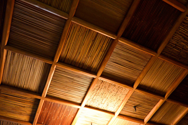 Teahouse Ceiling