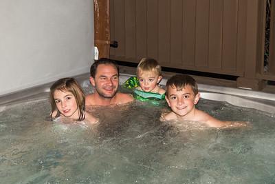 2021.02.20 Hot Tub Trampoline