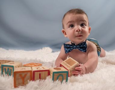 Waylon 6 Months Photos