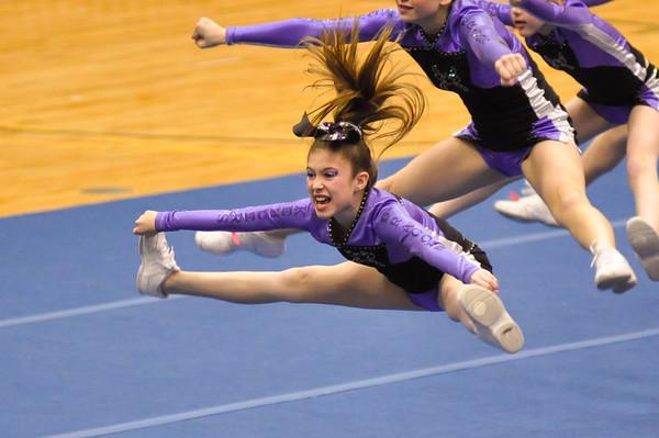 Cheerleading ----( 2010-2011 )