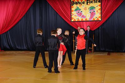 02 Sandra's School of dance - Cola