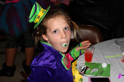 Savannah Hicks Halloween Birthday
