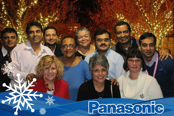 Panasonic Holiday Event