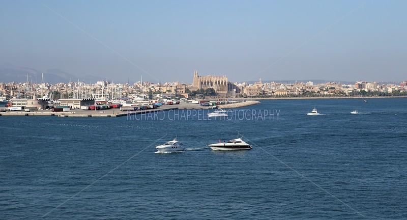 MEDITERRANEAN CRUISE Gibraltar Etc. 2012