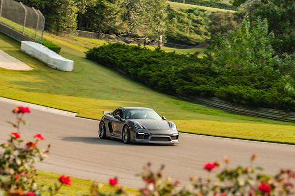 Cayman GT4 Agate Grey #3