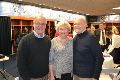 Bill Ukropina Hosts Holiday Lunch at Rose Bowl