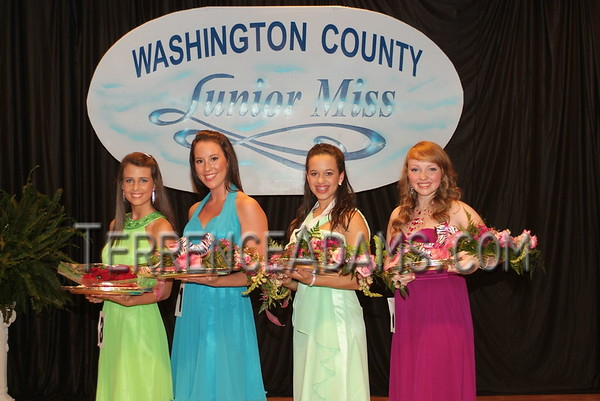 Washington County Jr. Miss 2010-2011