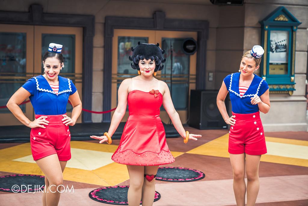 Universal Studios Singapore Park Update Aug 2018 / Boopn' Around