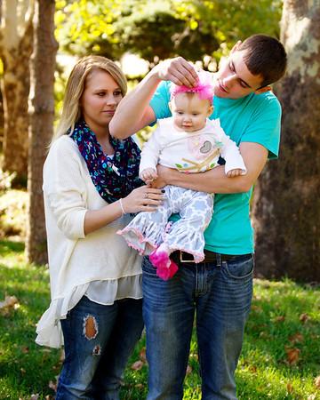 Brooke, Michael & Kenzlee