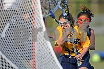 4/21/2012 (Girls) - Huntington vs. Northport - Louis J. Acompora Jamboree - Veterans Park, Northport, NY