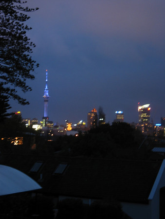 May 15, Auckland