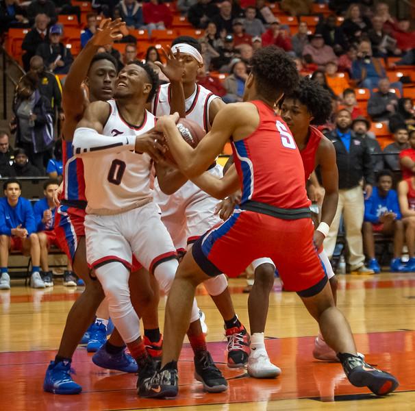 Trinity Trojans vs. Duncanville Panthers 03-01-19