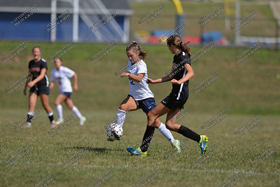 PJP Girls Soccer 2016
