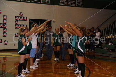 Volleyball, Canton vs Mineola, Oct. 24, 2008