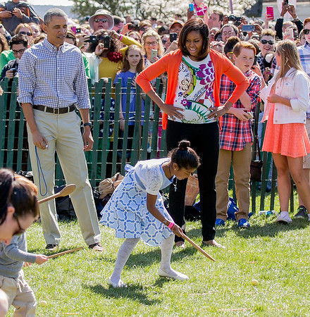 2015 White House Easter Egg Roll