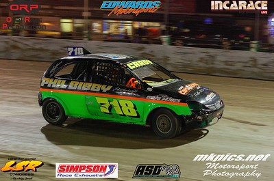 Stock Rod Polleysport/Yokohama Tyres Finale