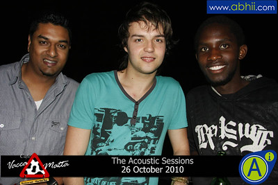 Vacca - 26th October 2010