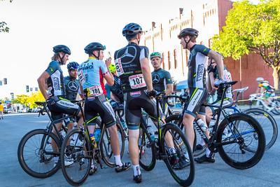 Team Mercedes p/b George's Cycles- Baker City Cycling Classic-Tour d'Town Criterium- June25, 2016