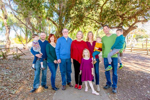 Sohm family holiday shoot