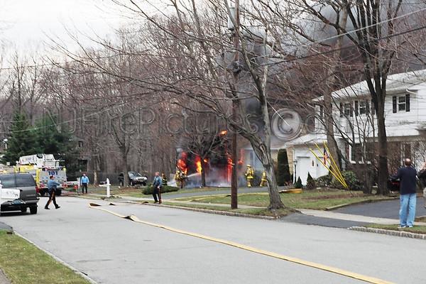 Roxbury, NJ Toby Drive March 26, 2004 House Fire