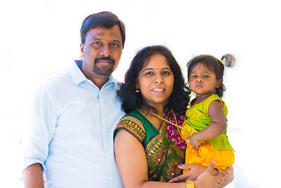 Diya 1st Birthday