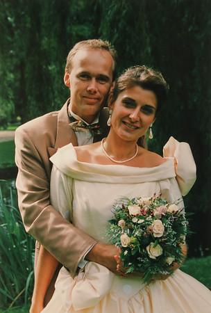 Huwelijk Matthijs en Patricia