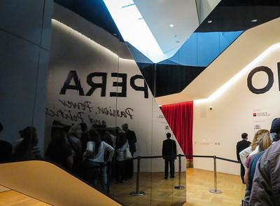 Opera Victoria & Albert Museum