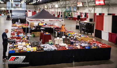 Northeast Racing Products and Trade show-Setup-John Meloling