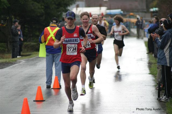 2004 Bazan Bay 5K - Jonathan Withey, Dave Reed, Todd Healy and Geoffrey Dunbrack