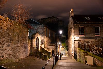 Cityscape, Scotland.