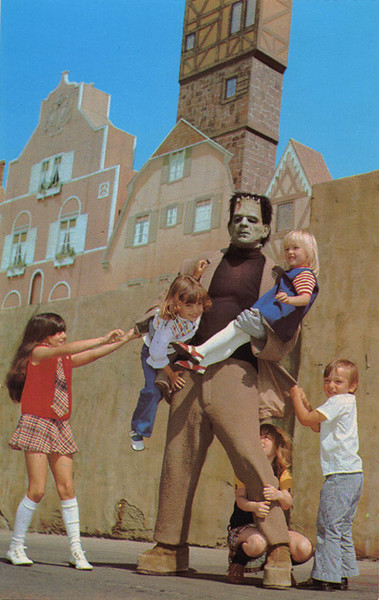 Frankstein and Children
