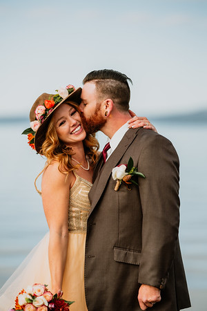 Ronde + Ryan x South Lake Tahoe Elopement