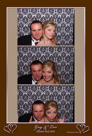 Greg and Lori's Wedding