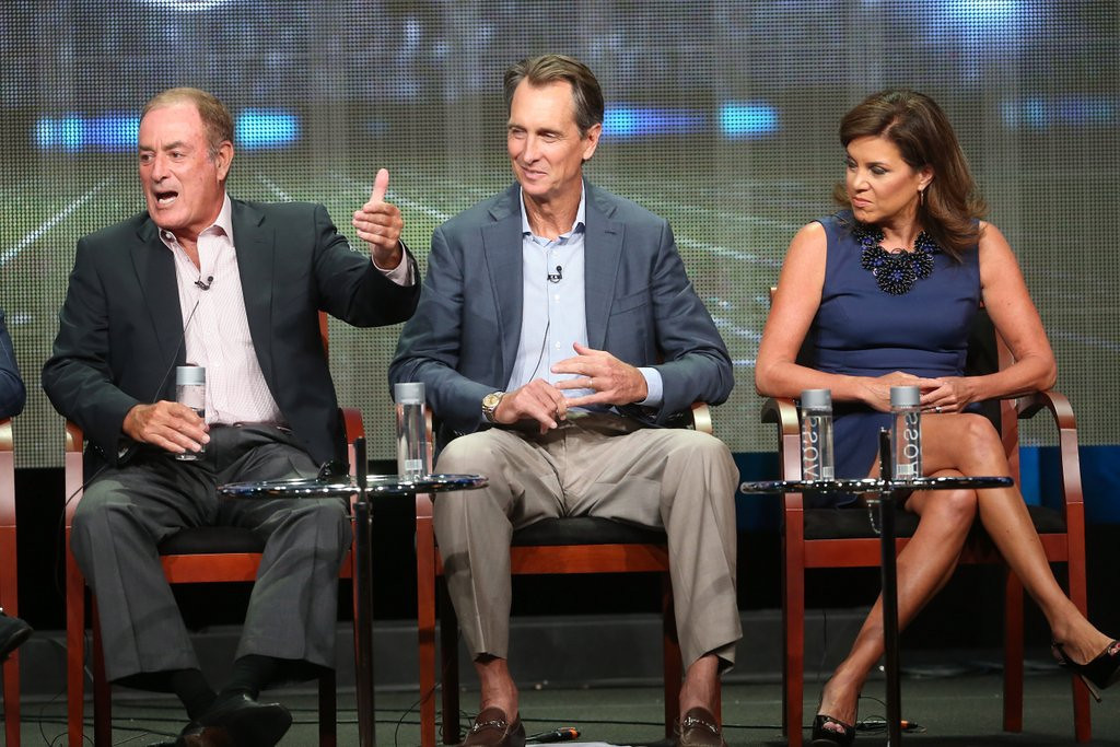 . <p><b> Ravens at Broncos (-7½):</b>  <p>The �Thursday Night Football� opener is a huge deal for NBC, as it will be the first time it�s had any viewers since �The Voice� finale. <p>Pick: <b>Broncos by 3</b> <p>    (Frederick M. Brown/Getty Images)