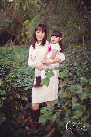 Montoya Family 12.8.13