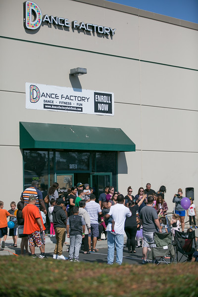 Dance Factory Open House