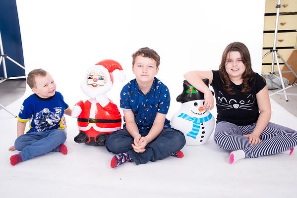 Clark Family 2015
