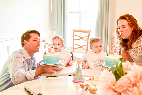 Eleanor & Olivia Turn 2 !