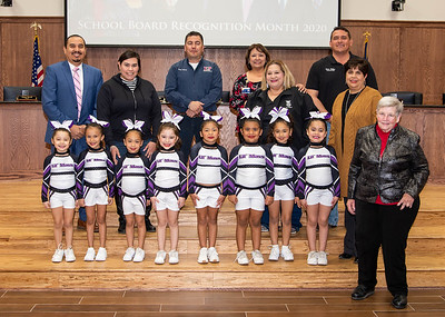 Board Recognition February 2020