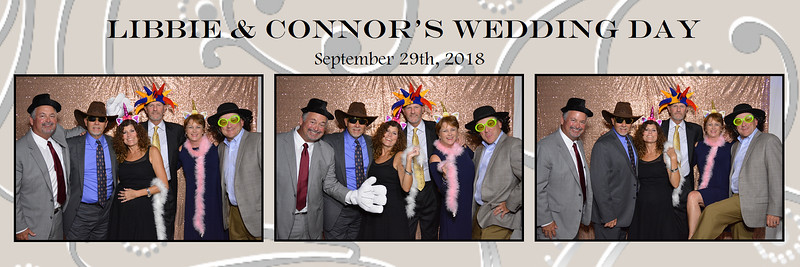 Sperry Hall Wedding Photo Booth