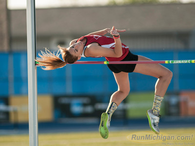 NCAA High Jump Women, Gallery 1