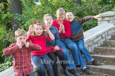 Younie Family Pictures  October 4, 2015  Brookside Park