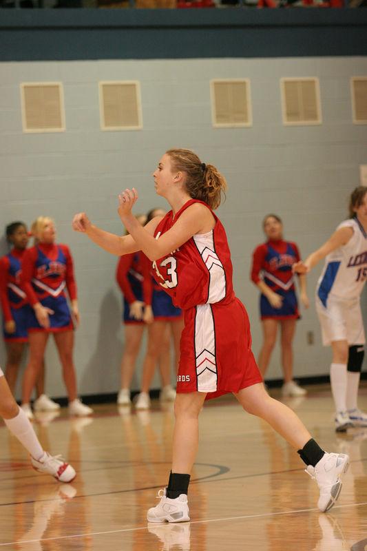 Lawson vs Lexington Varsity Girls