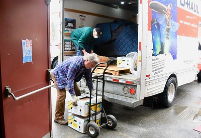 Al Nelson Friendship Center Food Pantry moves