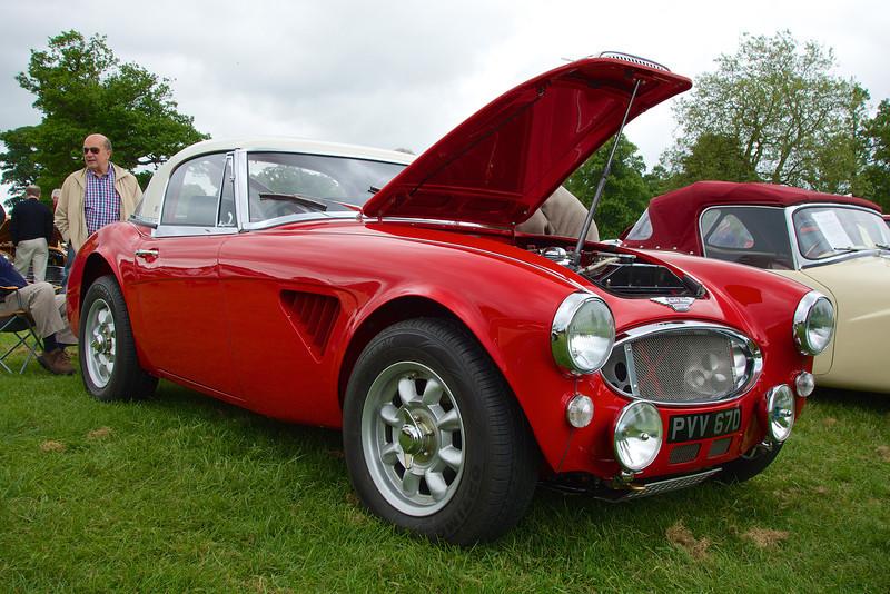 1967 Austin Healey 3000 Mk II